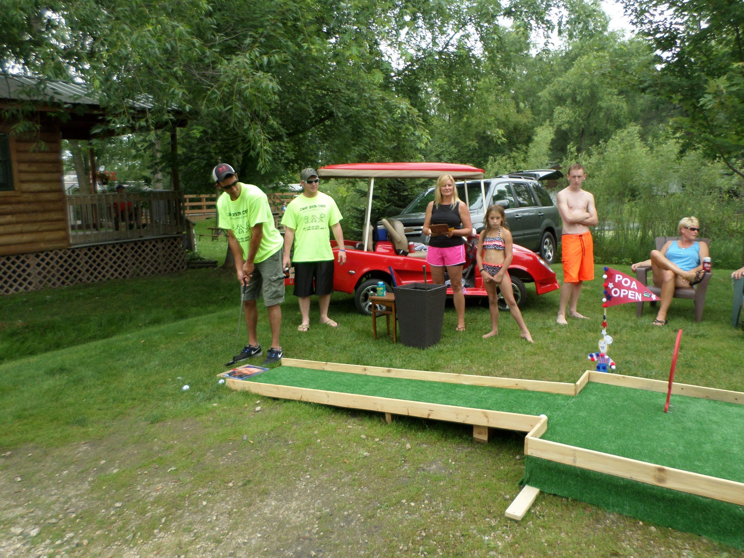 Annual POA Golf Open